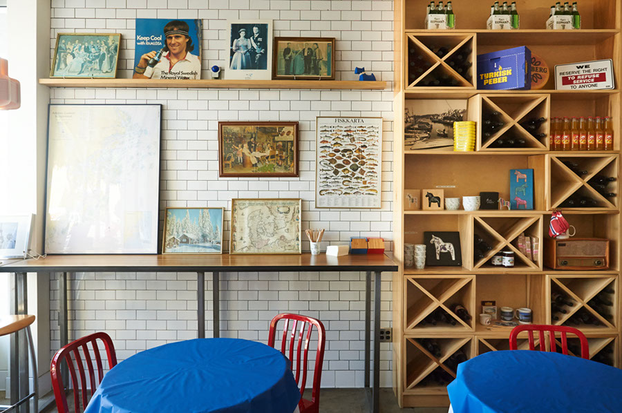 Olsons Scandinavian Deli and Café